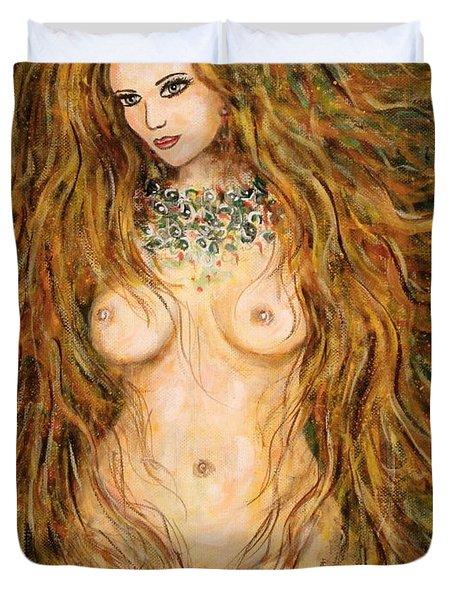 Kassandra Duvet Cover by Natalie Holland