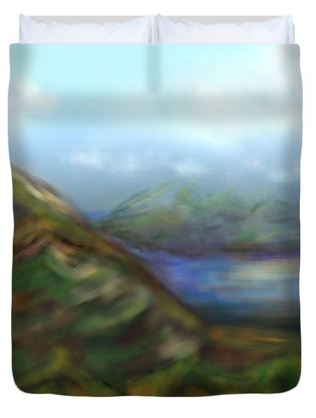 Kauai Duvet Cover