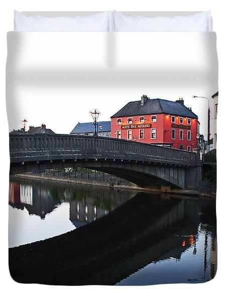 Kilkenny Duvet Cover by Mary Carol Story