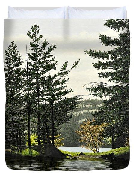 Killarney Duvet Cover