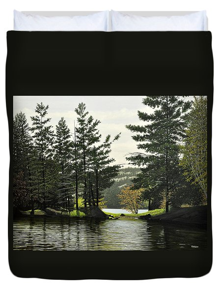 Killarney Duvet Cover