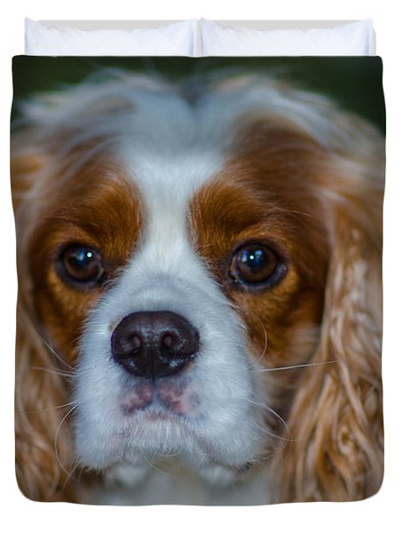King Charles Duvet Cover