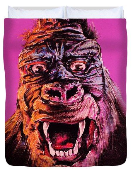 King Kong Duvet Cover