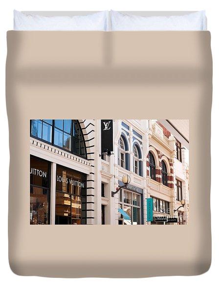 King Street 01 Duvet Cover