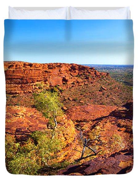 Kings Canyon Duvet Cover