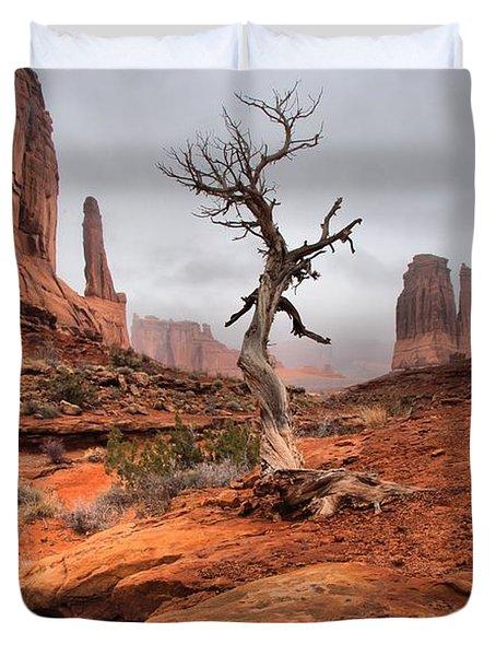 King's Tree Duvet Cover