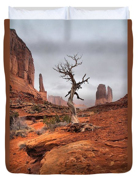 King's Tree Duvet Cover