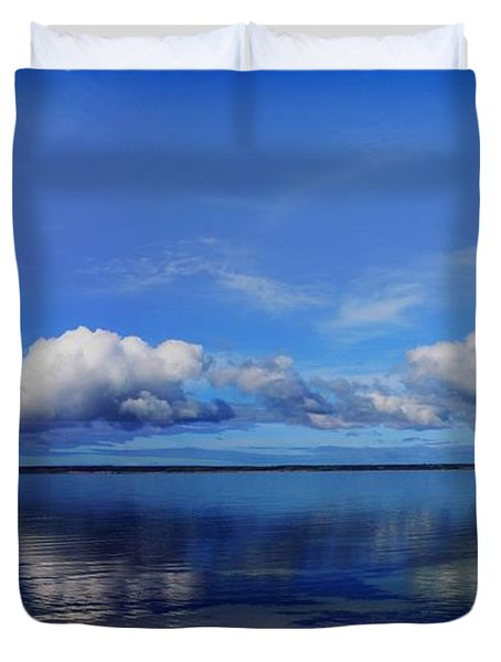 Kingscote View Duvet Cover
