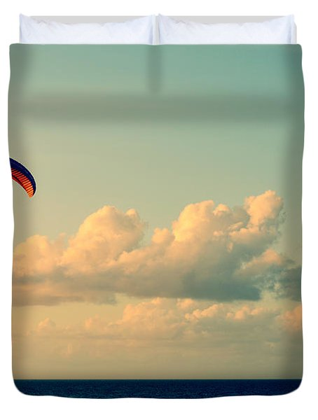 Kitty Hawk Duvet Cover