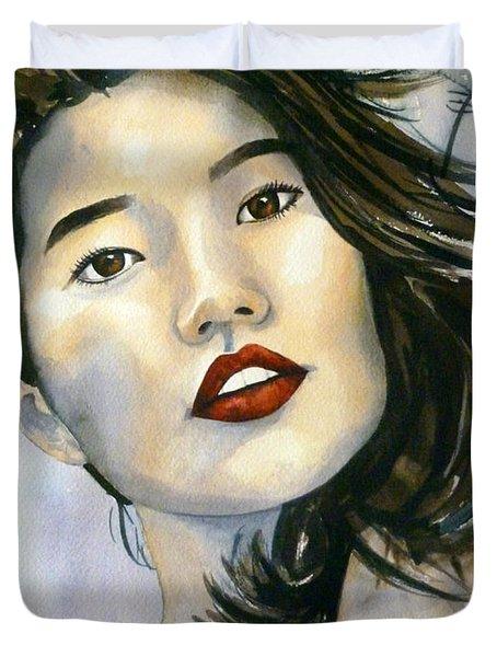 Kiyomi Duvet Cover