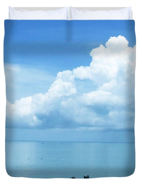 Ko Chang - Thailand Duvet Cover by Andrea Anderegg