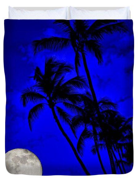Kona Moon Rising Duvet Cover