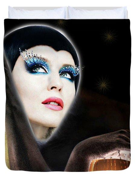 Kylie Minogue 1 Duvet Cover