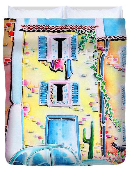 La Maison De Copain Duvet Cover