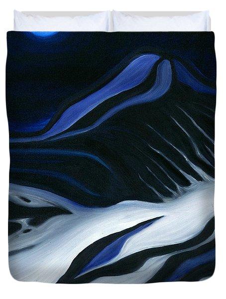 Labrador Blue Mountain Duvet Cover