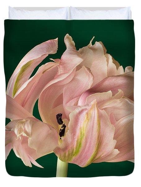 Lacey Tulip Duvet Cover