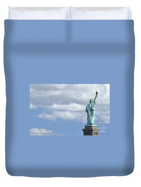 Lady Liberty   1 Duvet Cover