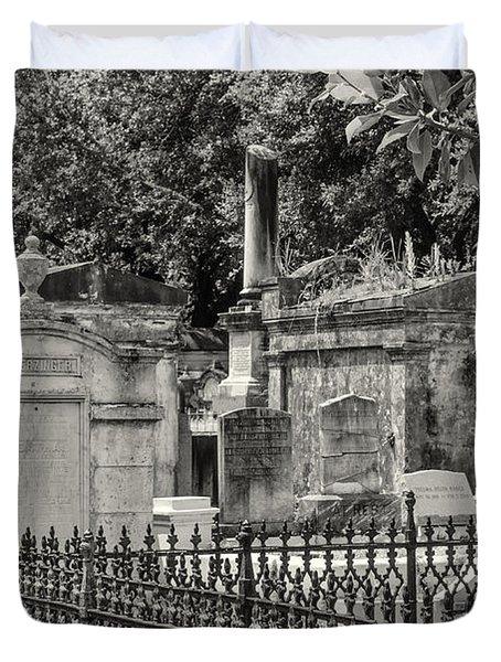Lafayette Cemetery No. 1 Duvet Cover