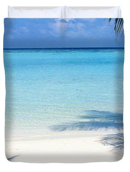 Laguna Maldives Duvet Cover