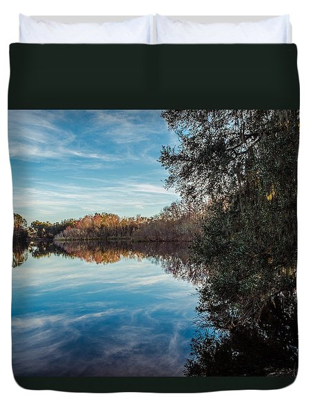 Lake Alice Duvet Cover