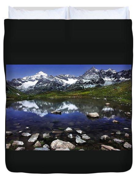 Lake Duvet Cover