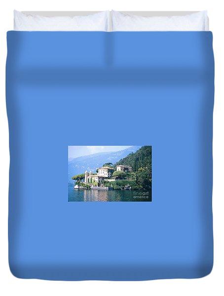 Lake Como Palace Duvet Cover