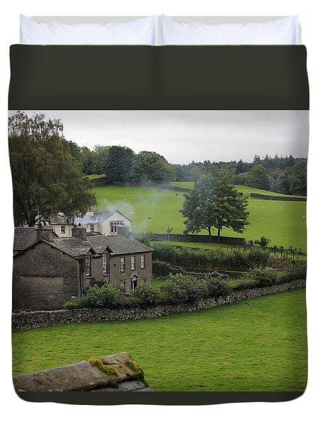 Lake District Duvet Cover