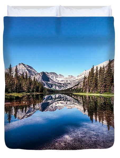 Lake Josephine Duvet Cover