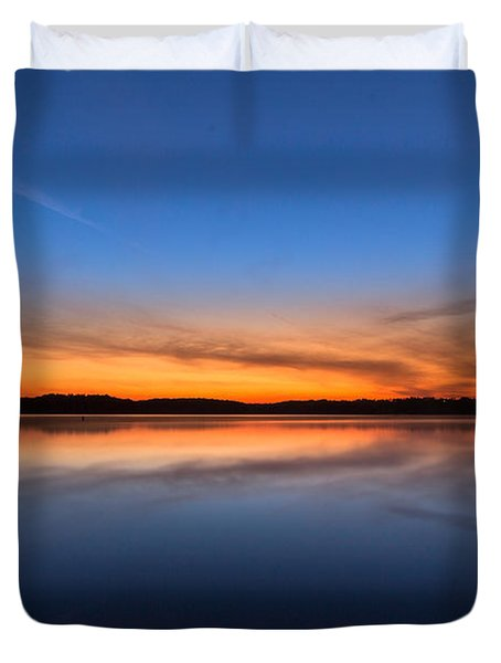 The Sky Is The Limit Duvet Cover