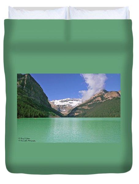 Lake Louise -1 Duvet Cover
