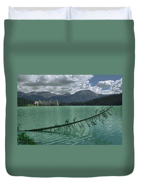 Lake Louise - 2 Duvet Cover