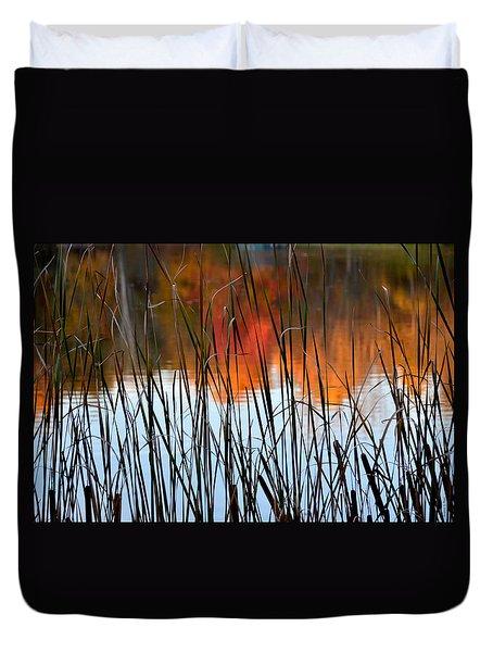 Lakeside Tales Duvet Cover