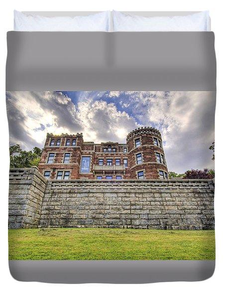 Lambert Castle Duvet Cover