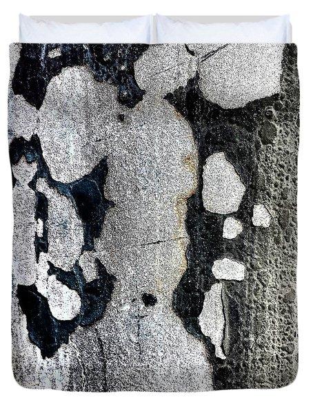 Lamppost 4b Duvet Cover