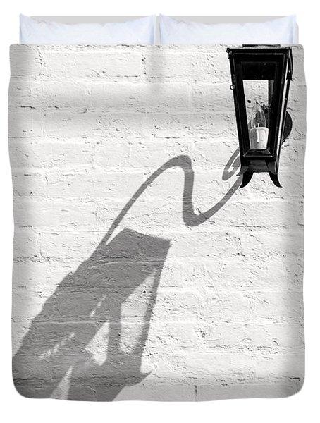 Lamp Shadow Duvet Cover