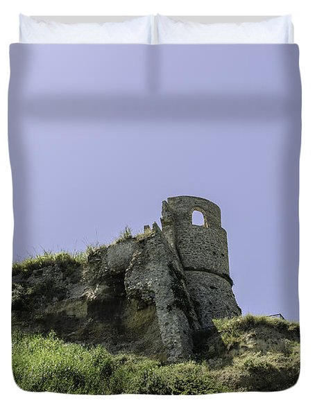Italian Landscapes - Land Of Immortal Duvet Cover