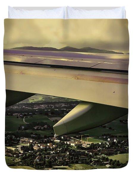 Landing Duvet Cover