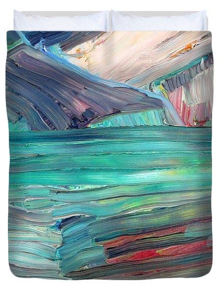 Landscape Duvet Cover by Fabrizio Cassetta