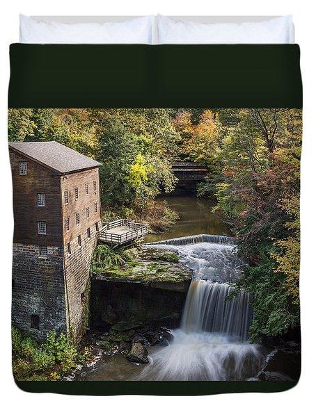 Lantermans Mill Duvet Cover