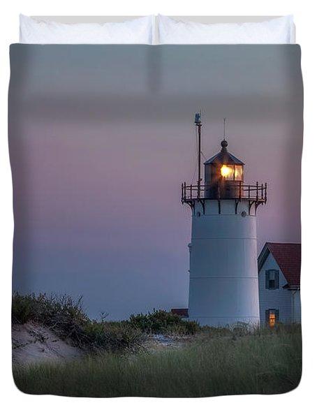 Last Light Duvet Cover by Bill Wakeley