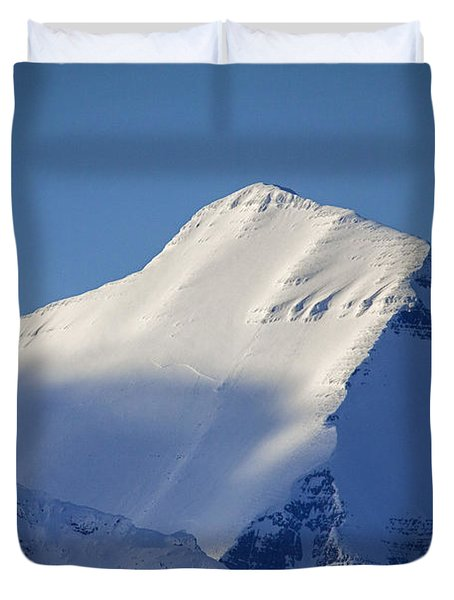 Duvet Cover featuring the photograph Last Light Of The Day by Jack Bell