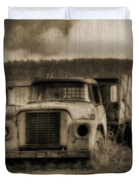 Latsha Lumber Company Duvet Cover