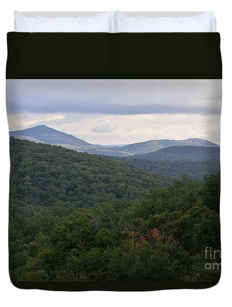 Laurel Fork Overlook II Duvet Cover