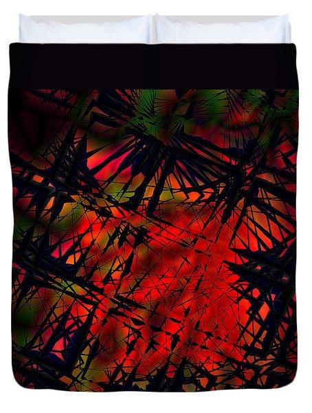 Laurion Heat 1 Duvet Cover