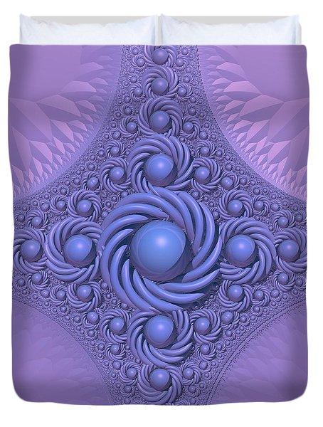 Lavender Beauty Duvet Cover