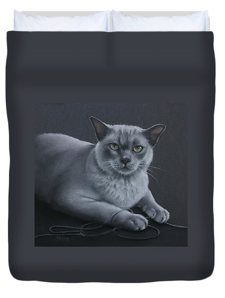 Layla Duvet Cover by Cynthia House