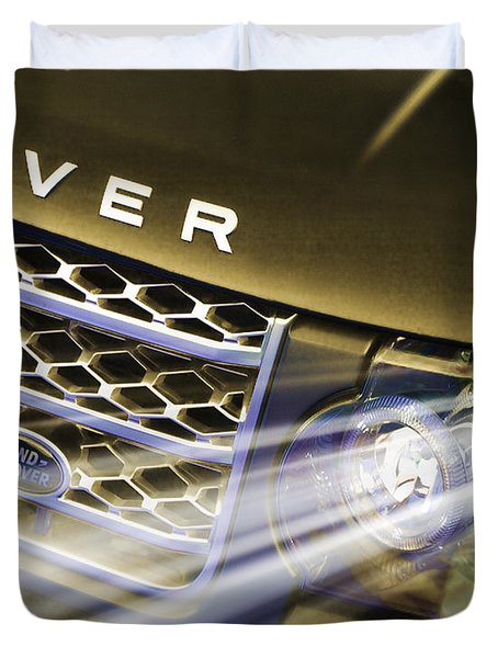 Leading Light Duvet Cover