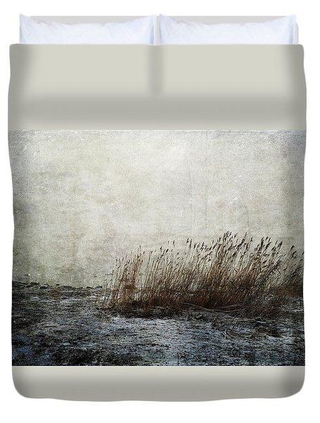 Leaning Straws Duvet Cover by Randi Grace Nilsberg