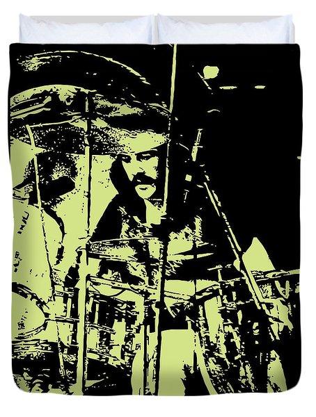 Led Zeppelin No.05 Duvet Cover