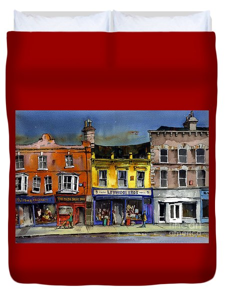 Ledwidges One Stop Shop Bray Duvet Cover